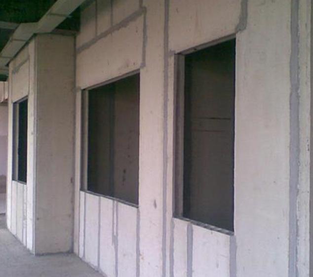 轻质复合内墙板案例